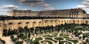 Versailles látnivalók